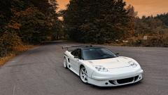 White NSX Wallpaper 46913