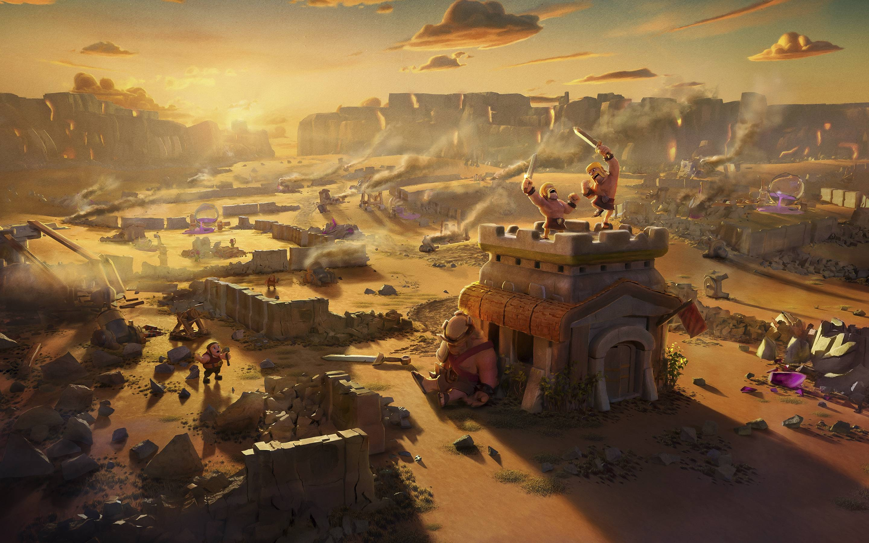 clash of clans wallpaper background 58487