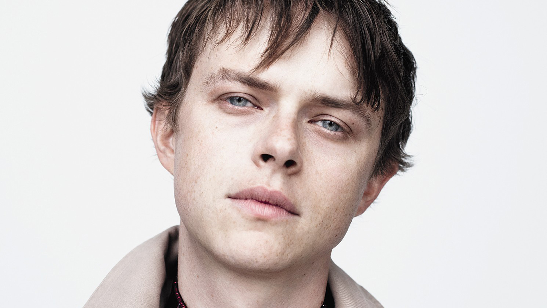 dane dehaan face wallpaper 58526