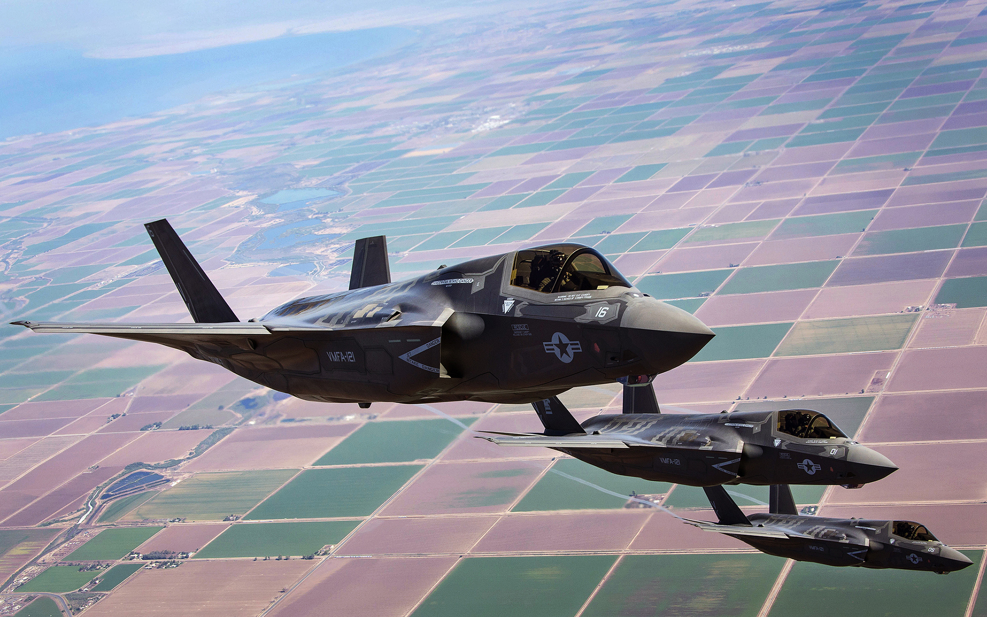 f35 plane desktop wallpaper 52697