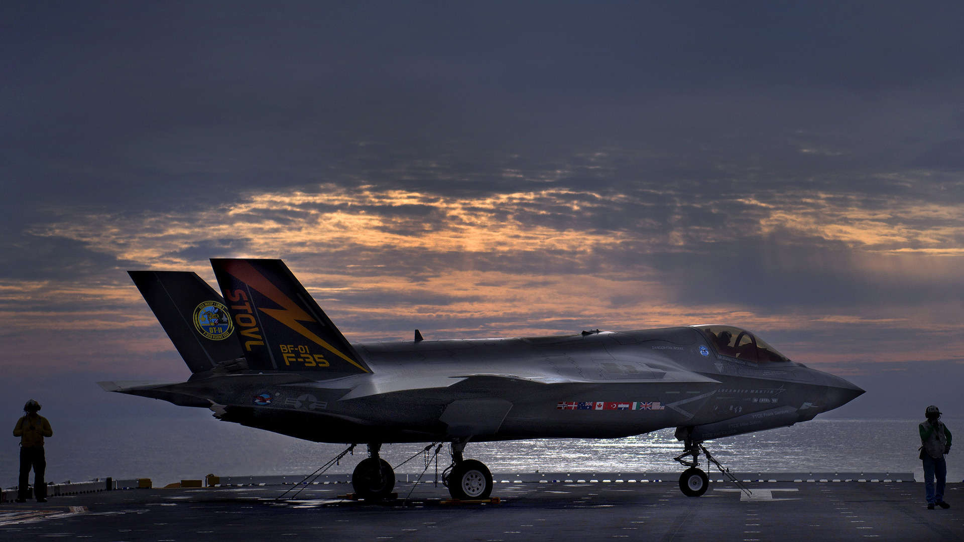 f35 plane desktop wallpaper 52710