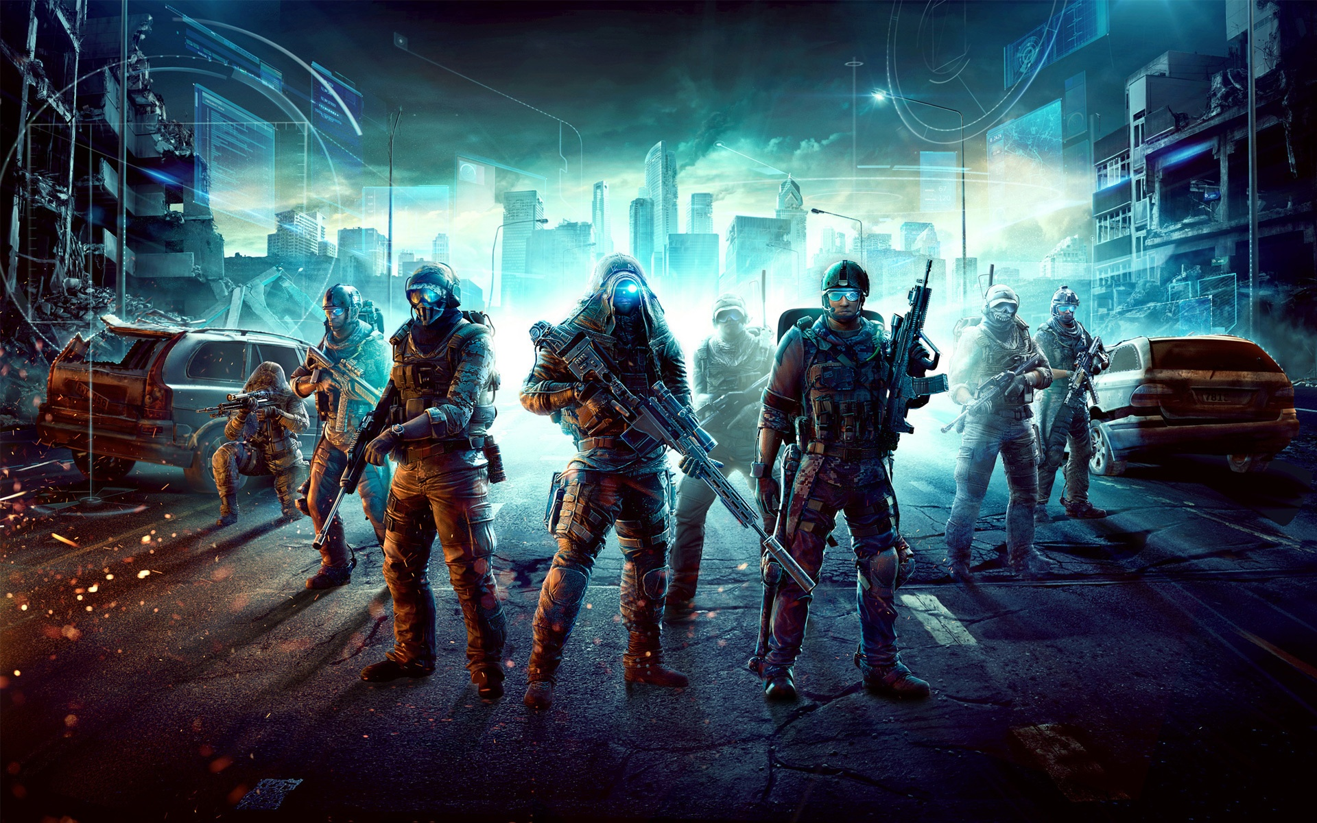 ghost recon future soldier desktop wallpaper 49041