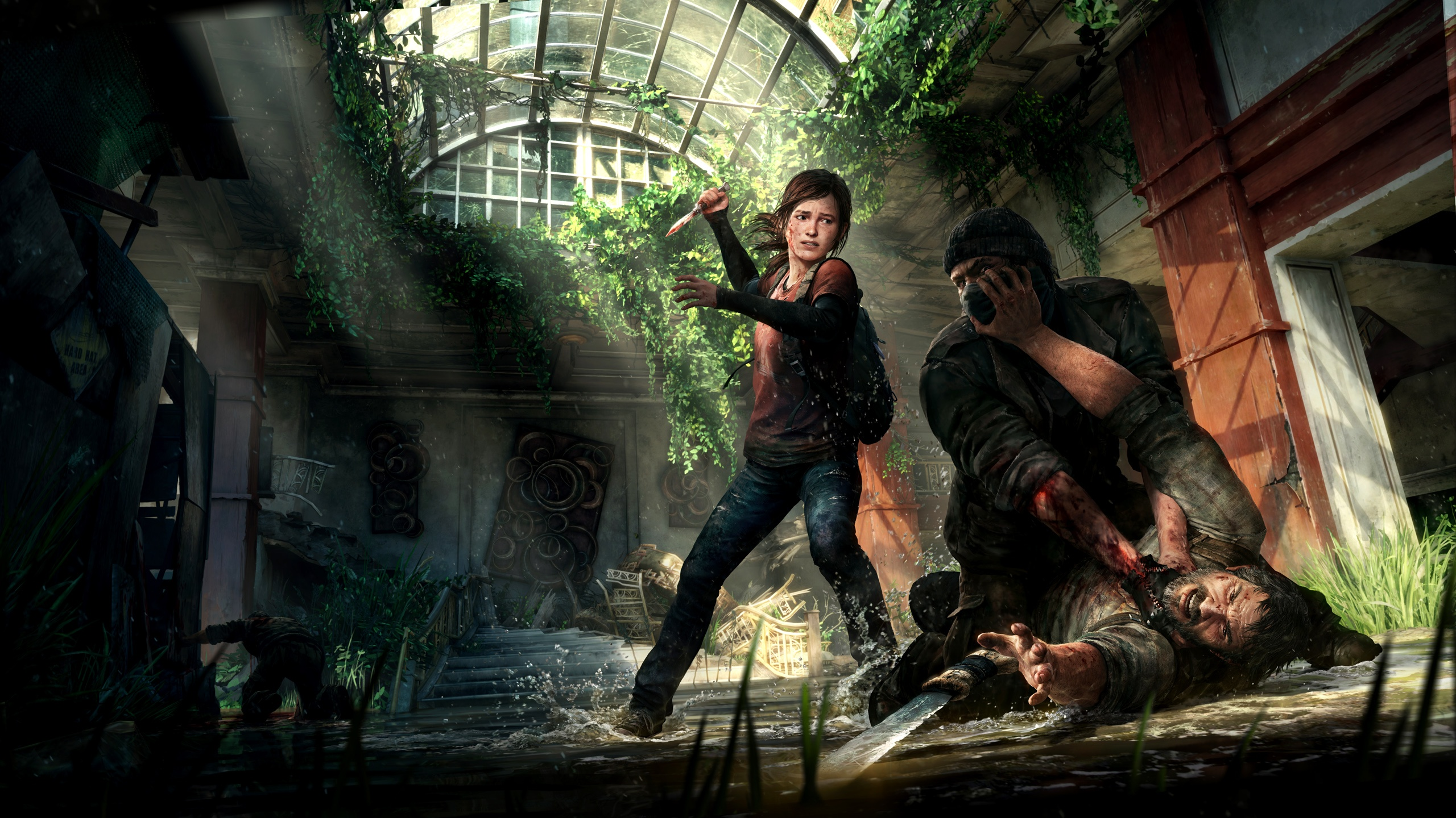 the last of us game wallpaper background 51911