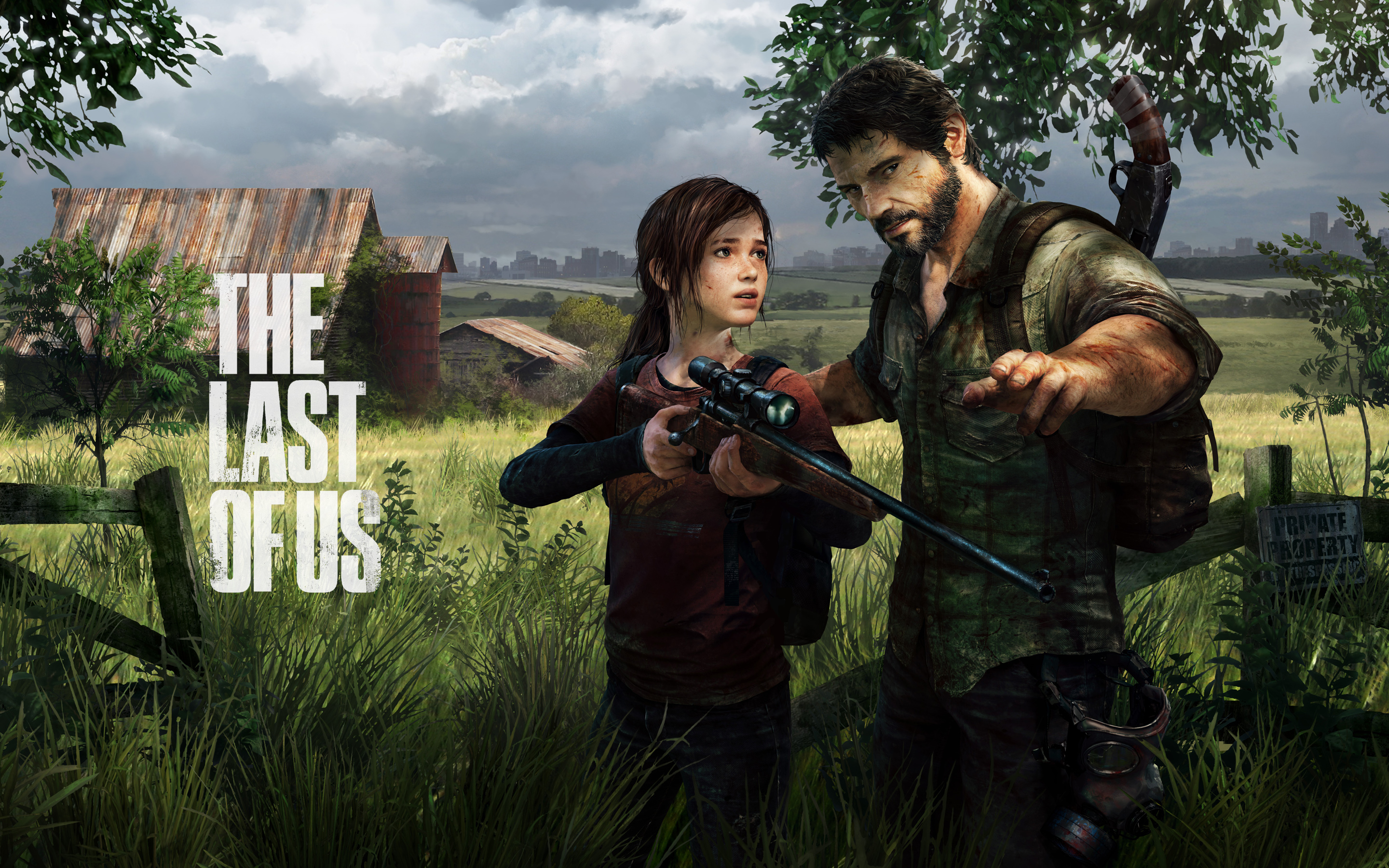 the last of us game widescreen wallpaper 51909