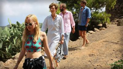 A Bigger Splash Movie Wallpaper 58052