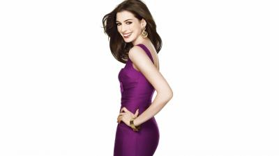 Anne Hathaway Dress Desktop Wallpaper 51891