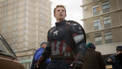 Chris Evans Captain America Wide Wallpaper 51885