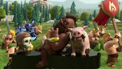 Clash of Clans Desktop Wallpaper 58488