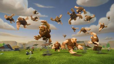 Clash of Clans Giants Wallpaper 58489