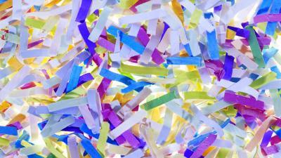 Confetti Desktop HD Wallpaper 51907