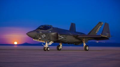 F35 Plane Desktop Wallpaper 52699