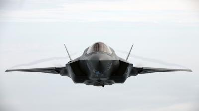 F35 Plane Widescreen HD Wallpaper 52702