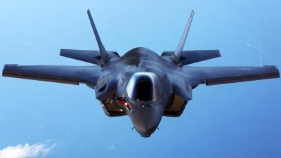 F35 Plane Widescreen Wallpaper 52707