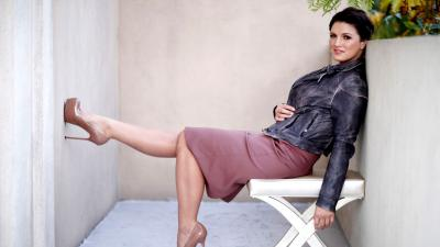 Gina Carano Desktop HD Wallpaper 53296