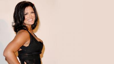 Gina Carano Smile Wallpaper 53291
