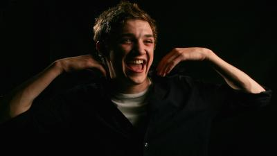 Happy Kyle Gallner Wide Wallpaper 58033
