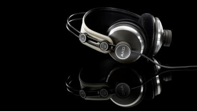 Headphones Desktop Wallpaper 58691