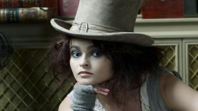 Helena Bonham Carter Hat Wallpaper Background 58013