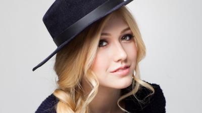 Katherine Mcnamara Hat Wallpaper 55147