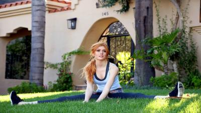 Katherine Mcnamara Widescreen HD Wallpaper 55140