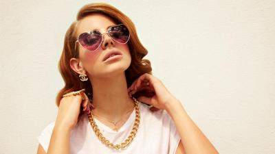 Lana Del Rey Glasses Wallpaper 53281