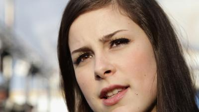 Lena Meyer Landrut Face Wallpaper 55156
