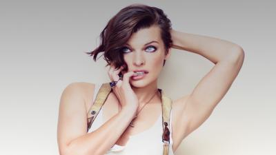 Milla Jovovich Desktop Wallpaper 51924