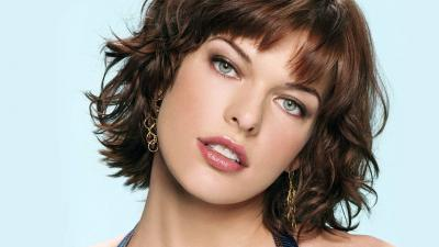 Milla Jovovich Face Wallpaper 51923