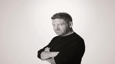 Monochrome Kenneth Branagh Wallpaper 58026