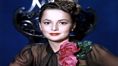 Olivia De Havilland Actress Wallpaper 55257