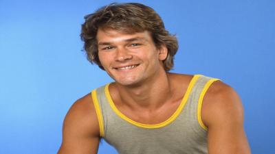Patrick Swayze Smile Wallpaper 58538