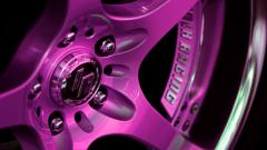 Pink Car Rim Computer Wallpaper 50158