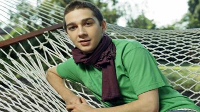 Shia LaBeouf Widescreen Wallpaper 55262