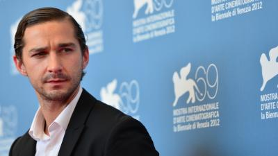 Shia LaBeouf Widescreen Wallpaper 55265