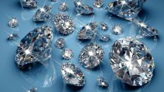 Sparkling Diamond Wallpaper Background 48969