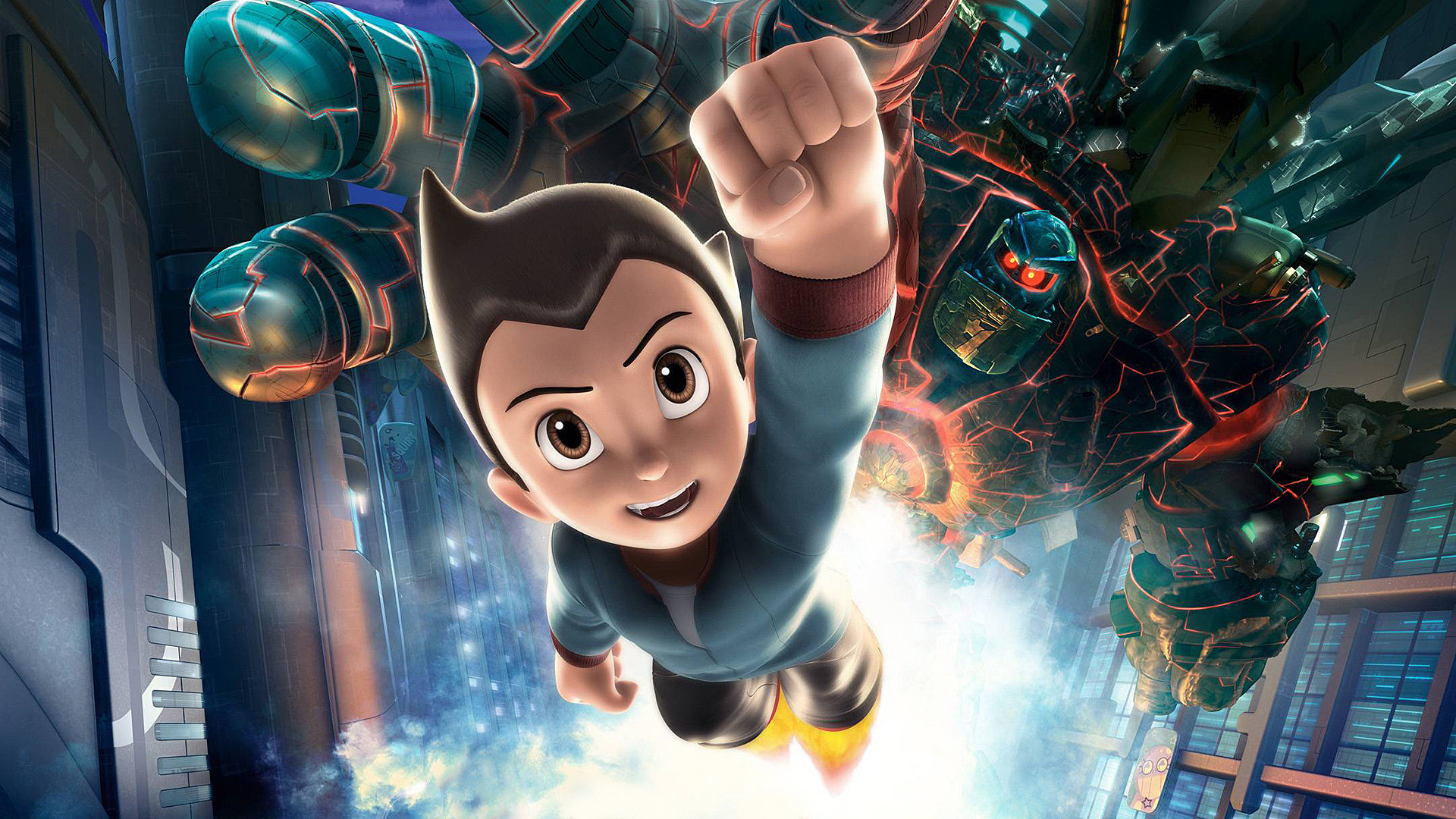 astro boy wallpaper hd 53826