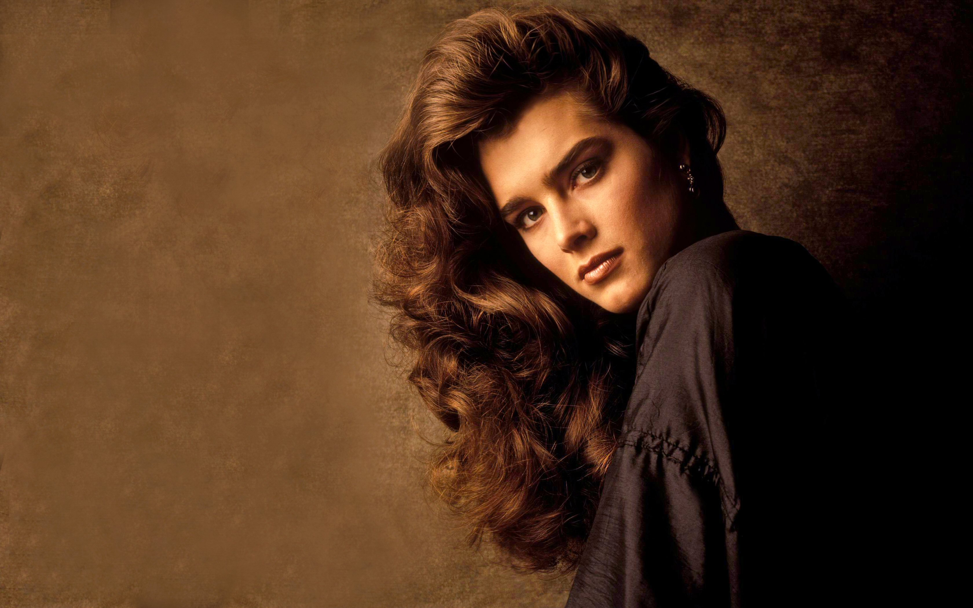 brooke shields widescreen wallpaper 54876