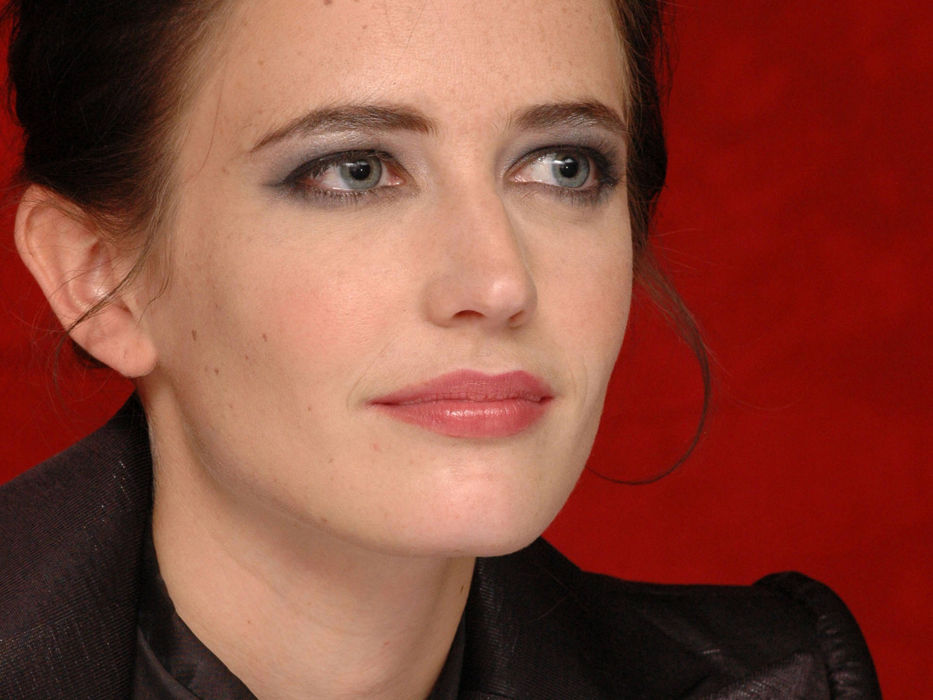 eva green face wallpaper 54292
