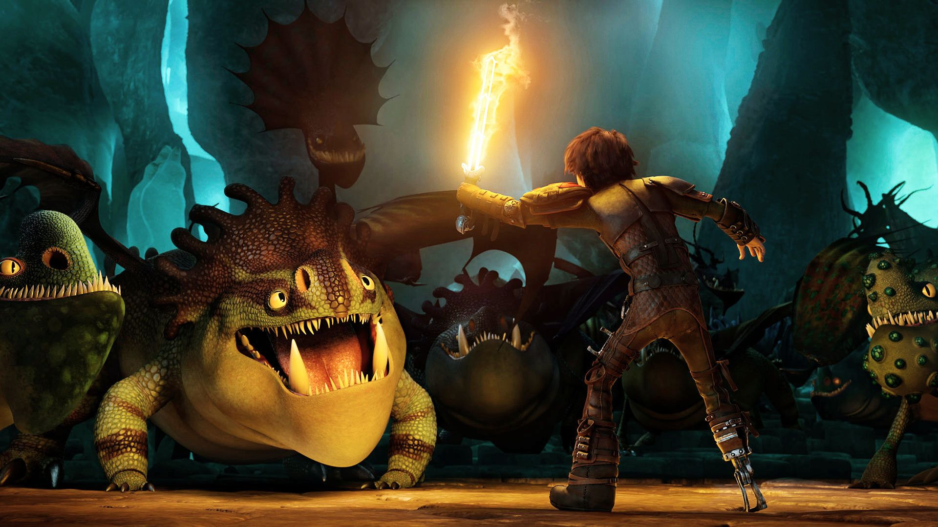 How To Train Your Dragon Desktop Wallpaper 49097 1920x1080px