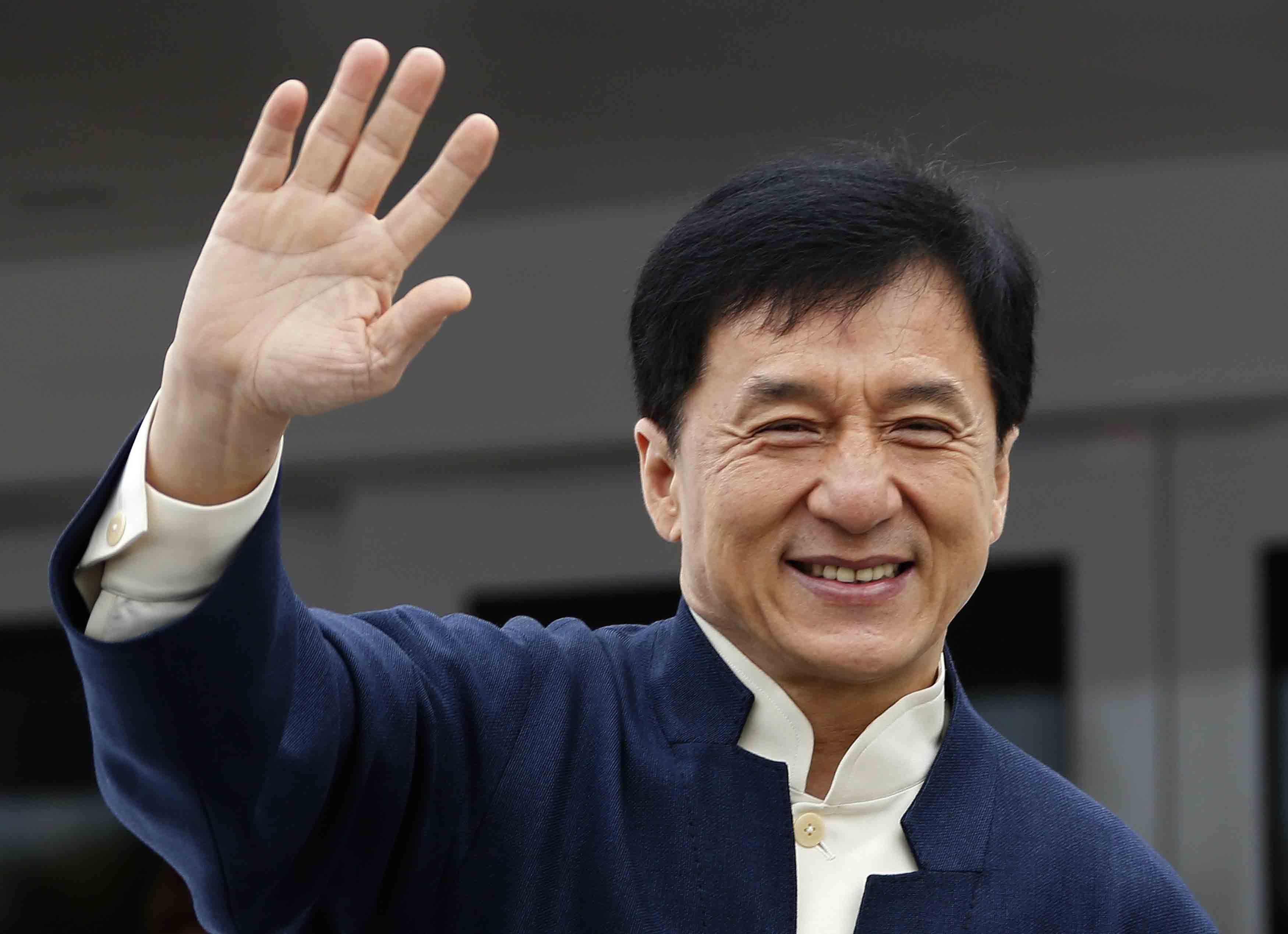 Jackie Chan và nước Úc