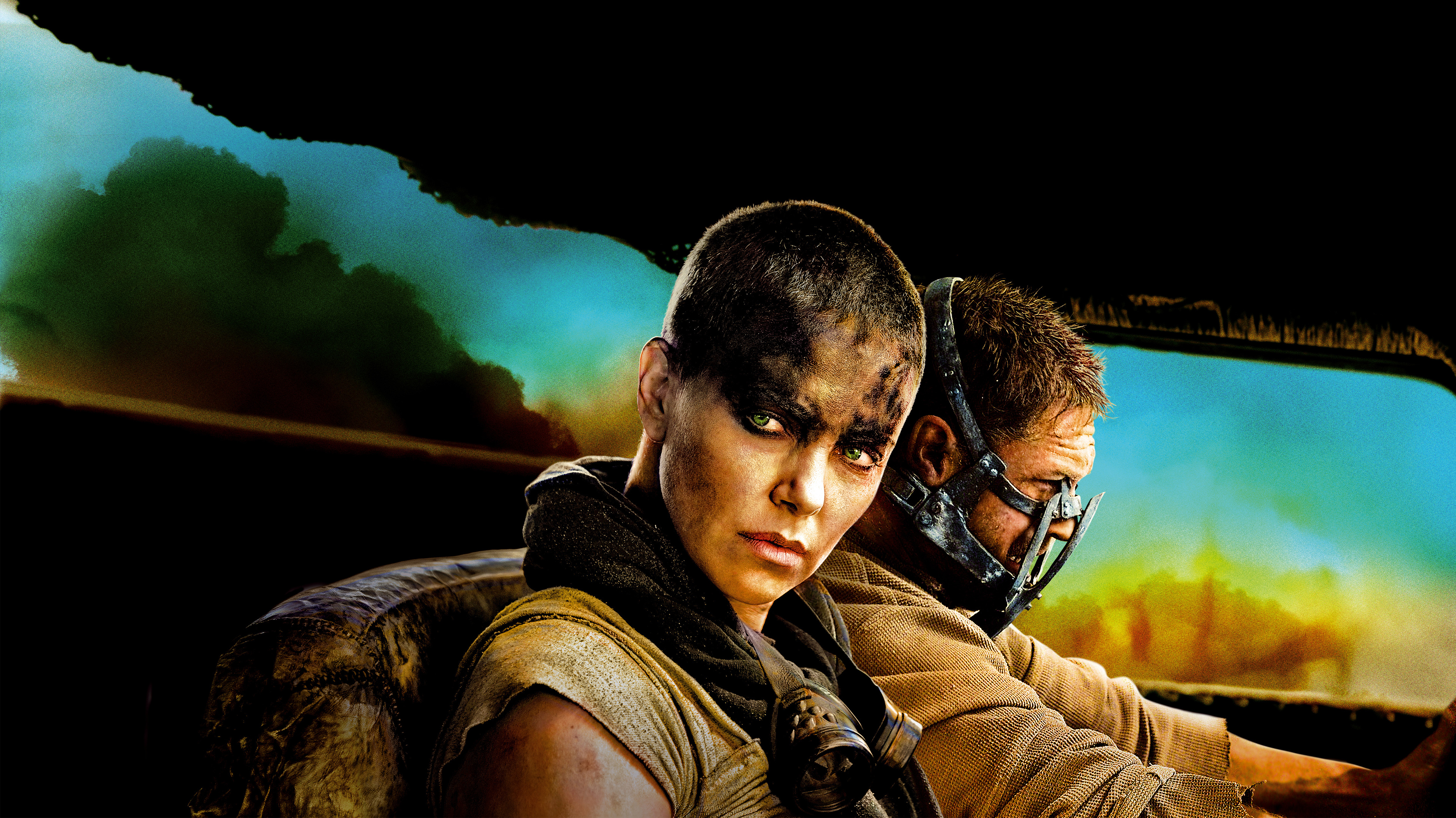 mad max fury road movie widescreen hd wallpaper 54273