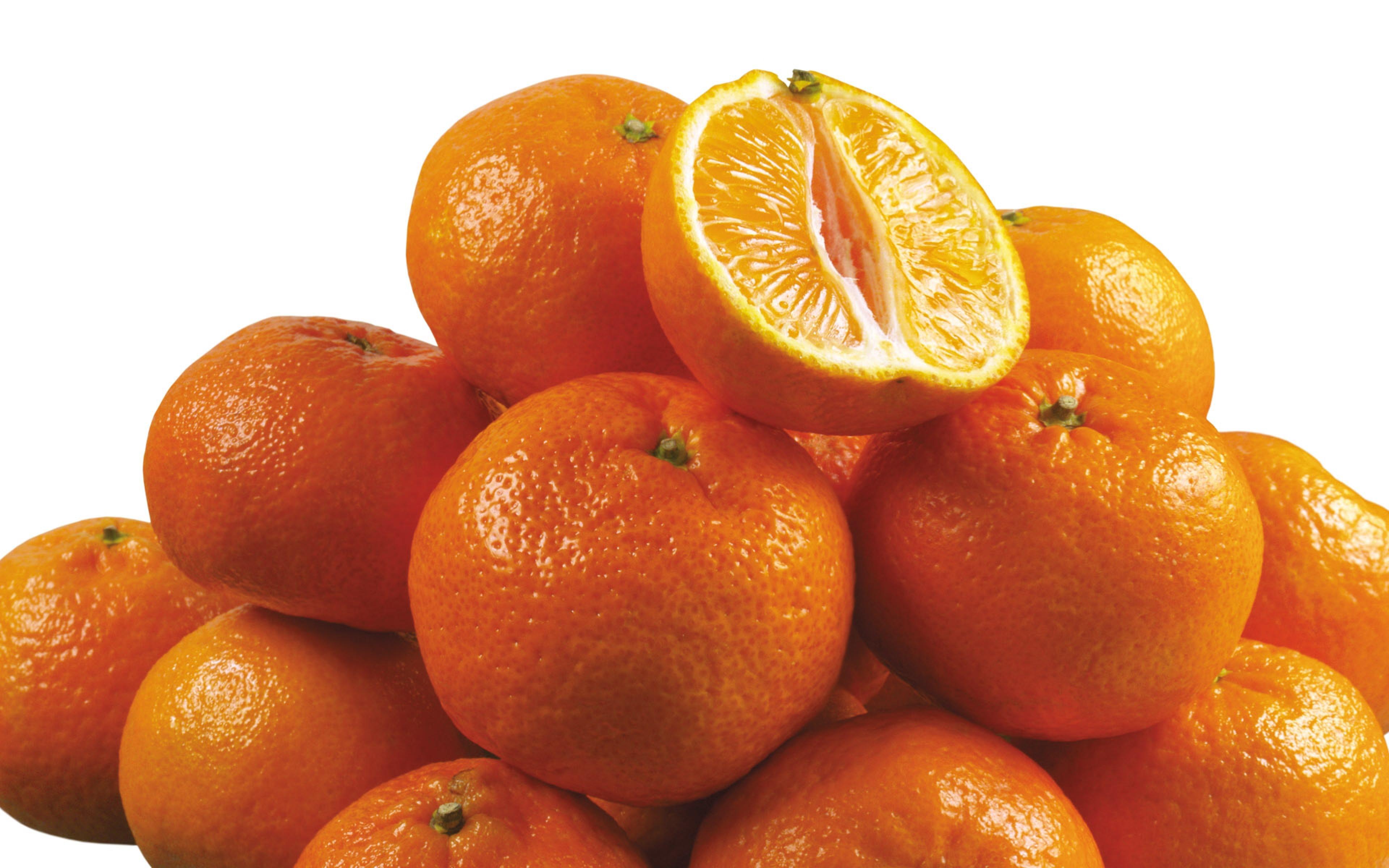 mandarin oranges wide wallpaper 54252