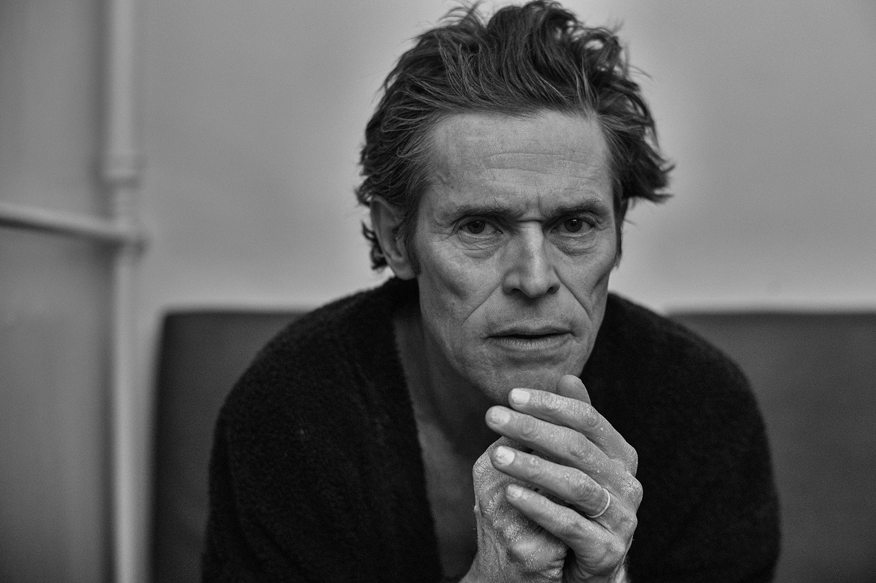 monochrome willem dafoe wallpaper 56332