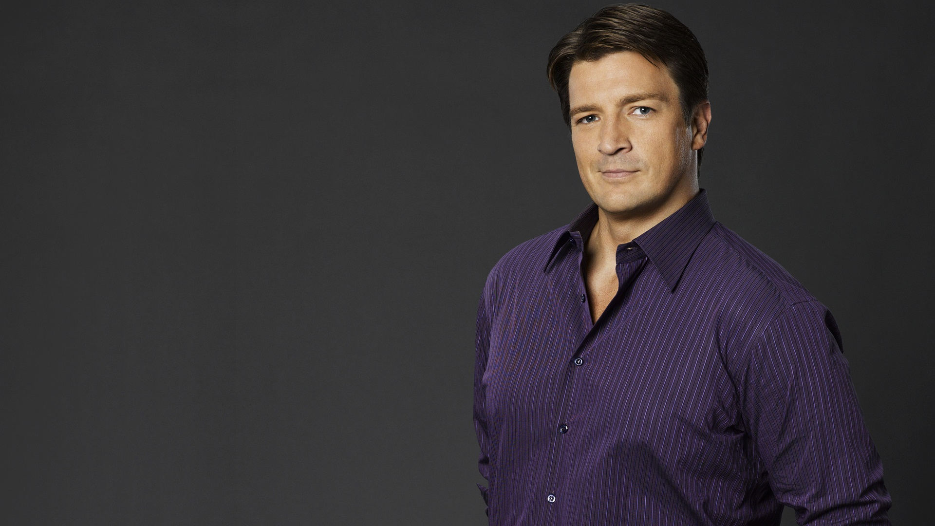 Nathan Fillion Actor Castle Nathan Fillion was born on 27 March 1971 in Edmonton Alberta Canada He is the son of Cookie Early and Bob Fillion both