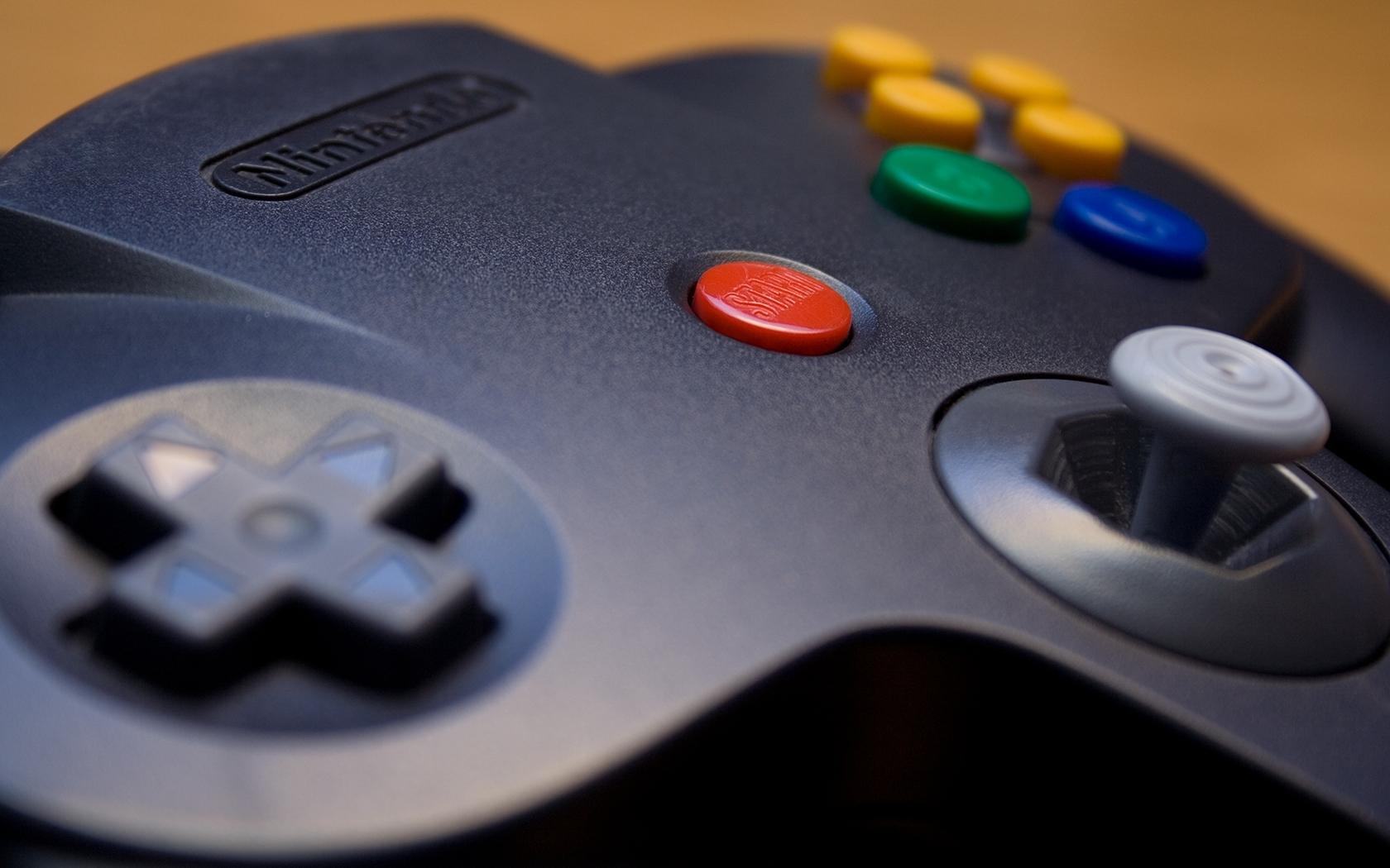 Nintendo 64 Controller Wallpaper 49293 1680x1050px