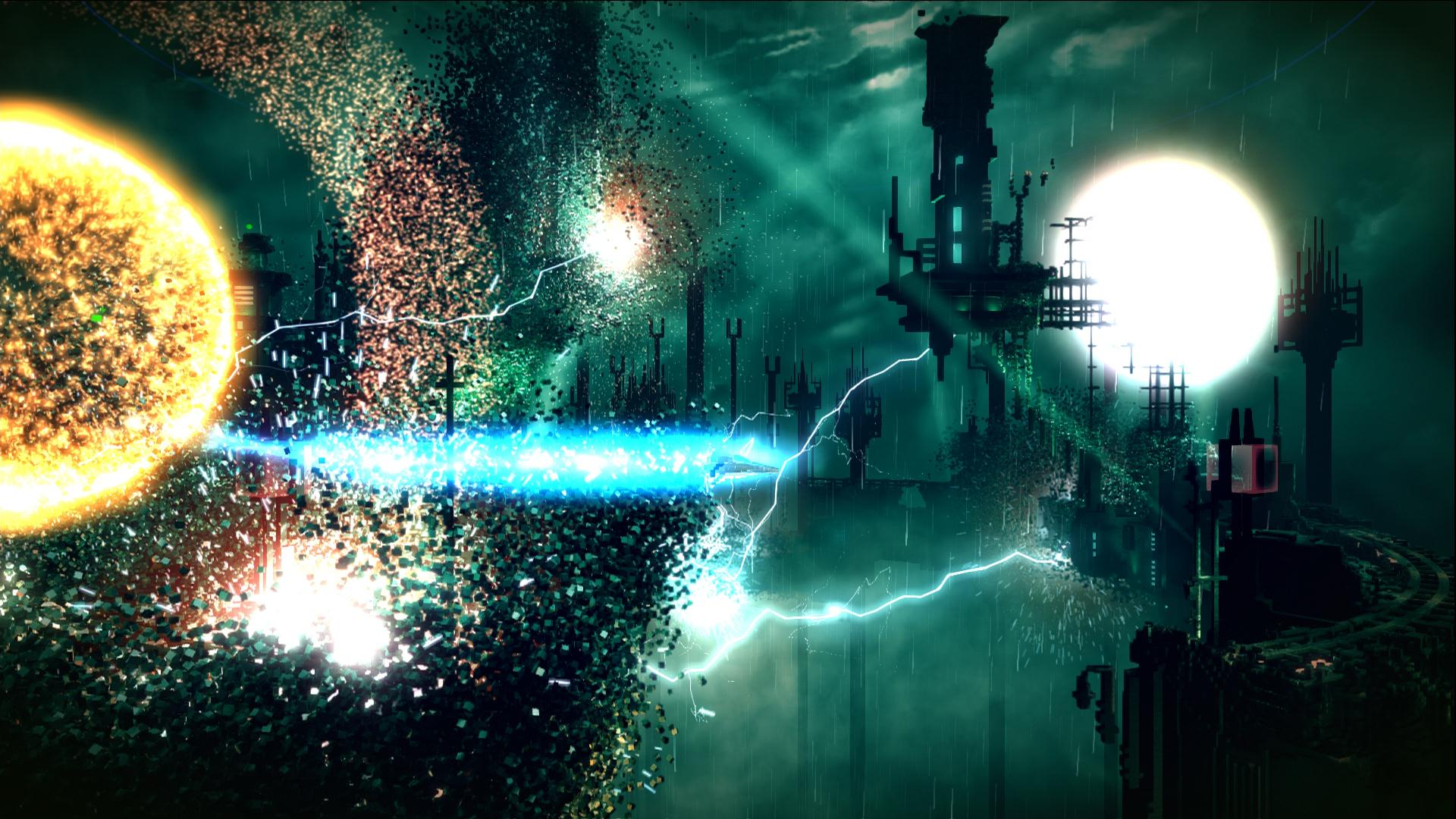 resogun wallpaper 49446