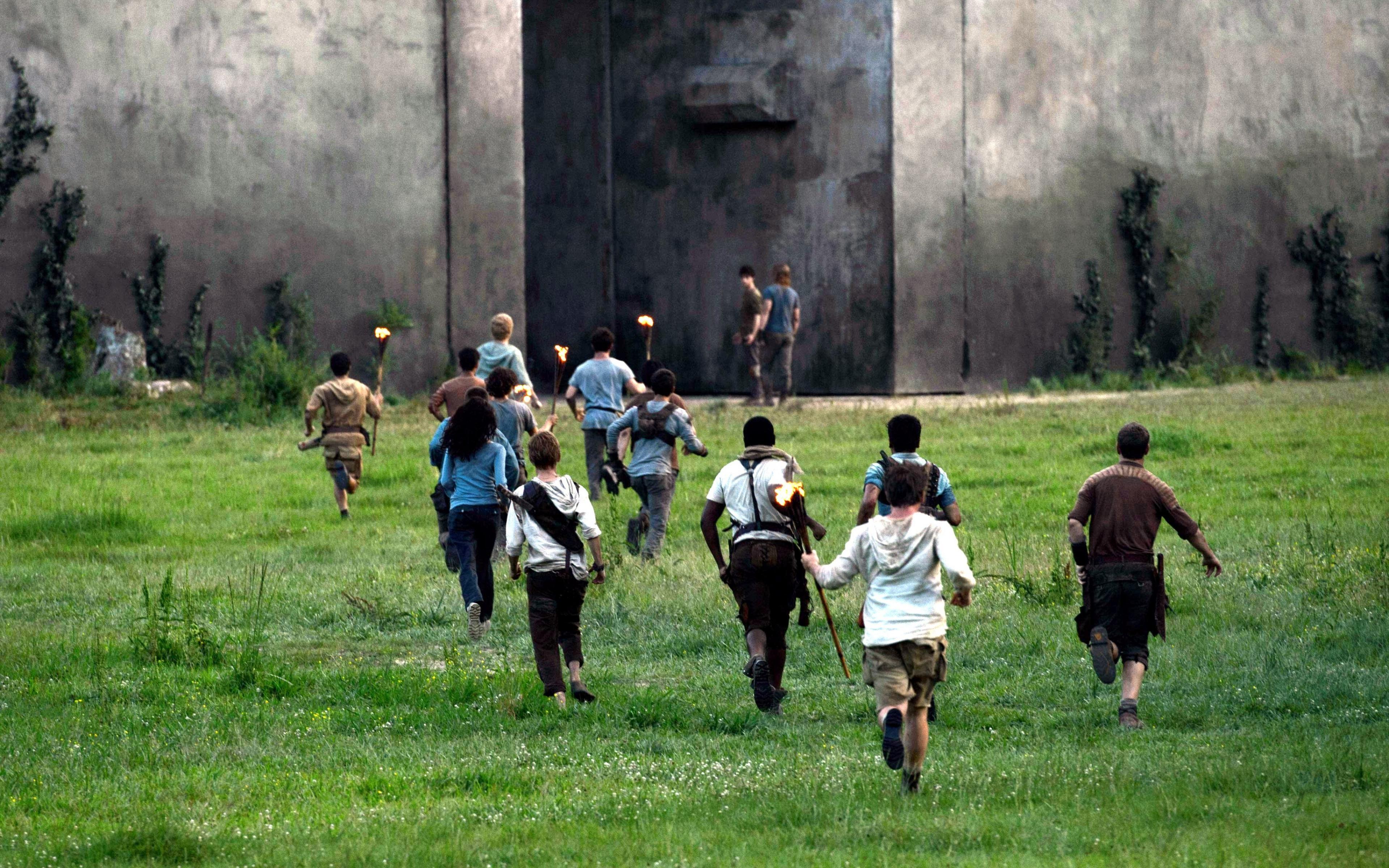 the maze runner movie widescreen wallpaper 54357