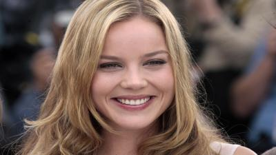 Abbie Cornish Smile Widescreen Wallpaper 56060