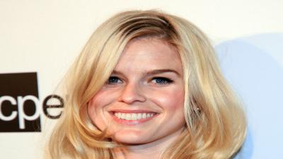 Alice Eve Smile Wallpaper 56350