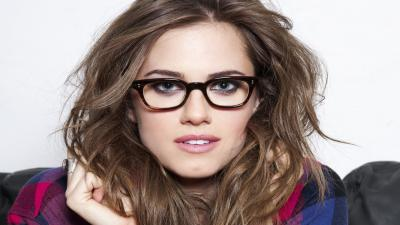 Allison Williams Glasses Wallpaper 55022